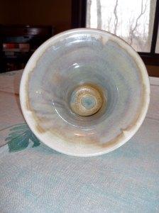 Inside Vase